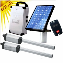 Bauer Drehtorantrieb Solar-Set Phobos NBTL