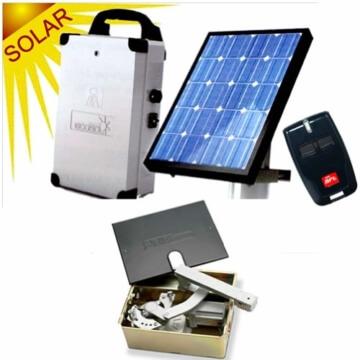 Bauer Drehtorantrieb Solar-Set Eli - 1