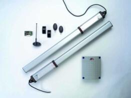 BFT lux-fc/2B doppelte Hydraulische Arm Kit