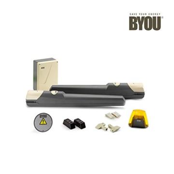 Flügeltorantrieb Drehtorantrieb von Byou by Benincà