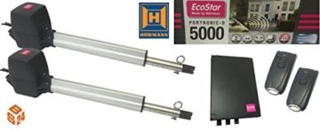 Hörmann Ecostar Drehtorantrieb Portronic