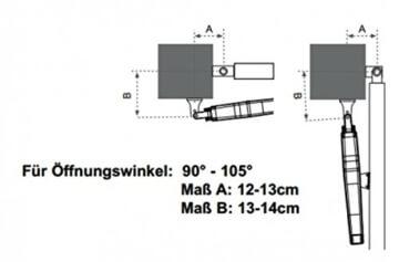 Motorlift Chamberlain Flügeltorantrieb SCS200K - 5